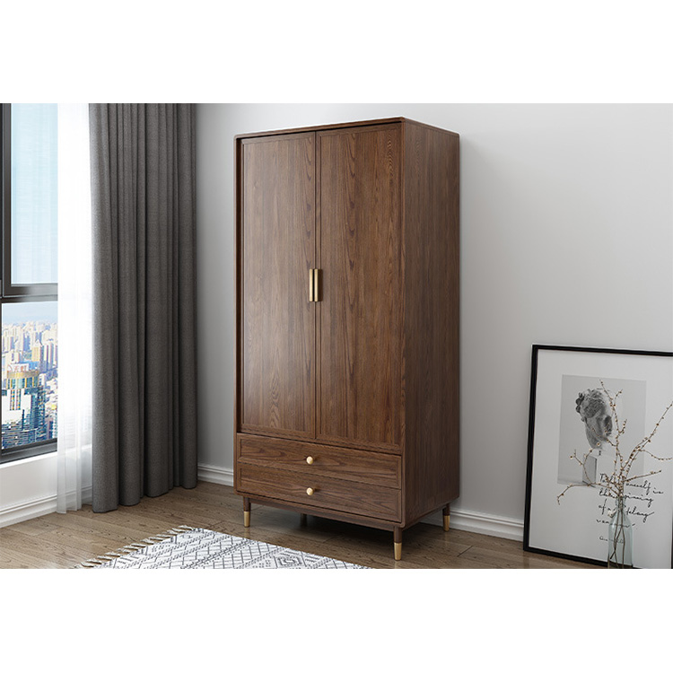 product-Wood Wardrobes Bedroom Solid Furniture Design Wooden Wardrobe-BoomDear Wood-img-1