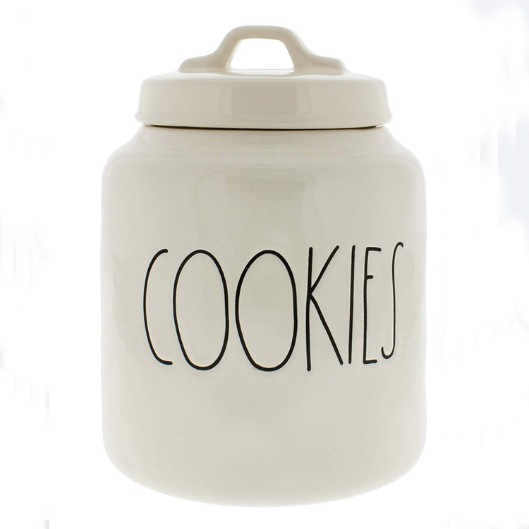 Hot new products food storage bottle, ceramic container for storage