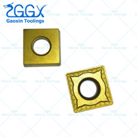 SCMT120408-GM Qualified Indexable Carbide Inserts CNMG Blade Insert for Steel, Stainless Steel or Cast Iron Machining