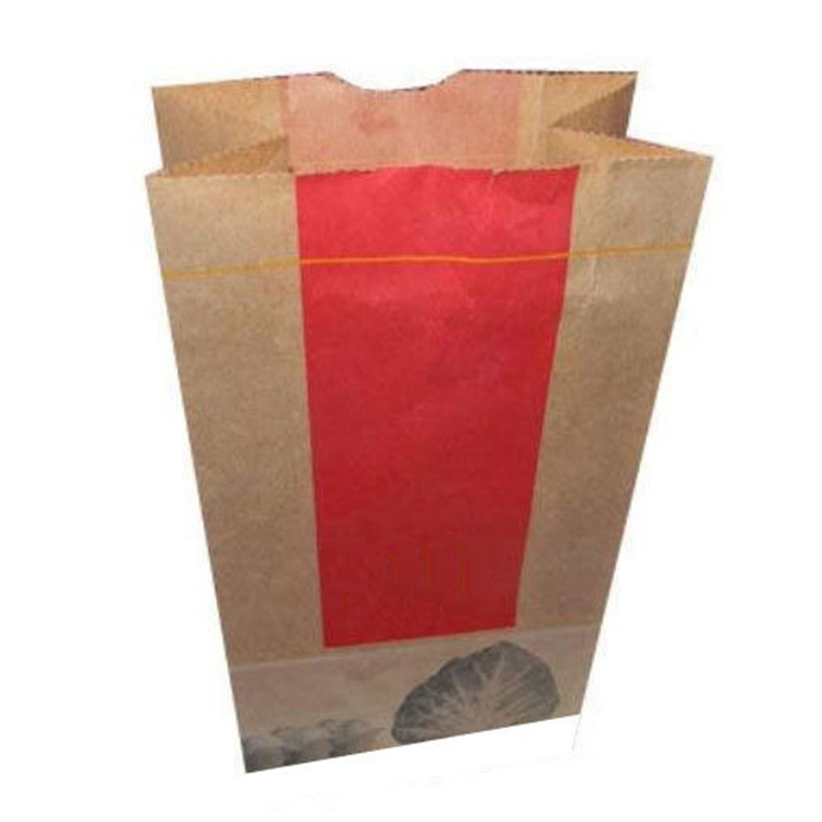 French Fry Fries Chips Chicken Fast Food Packaging Paperbag Small Mini Sos 4 Brown Craft Kraft Paper Lunch Bag With No Handles