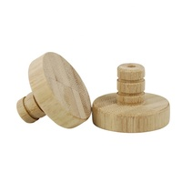 Best Wooden Decorative Wine Champagne Bottle Stoppers Cap