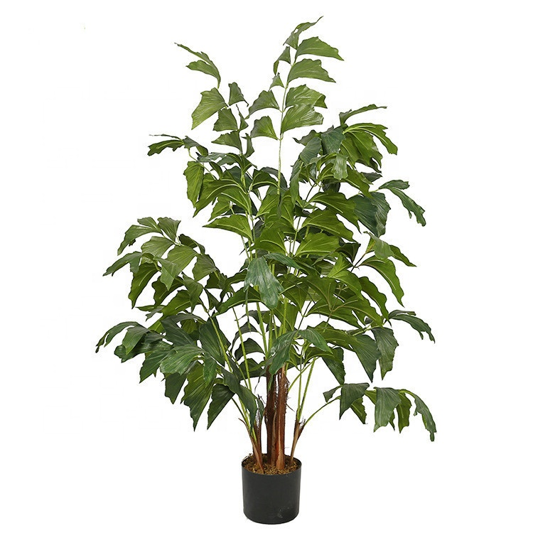 V-3291 1.3m <strong>Home</strong> Decoration Artificial Potted fishtail palm <strong>Tree</strong>