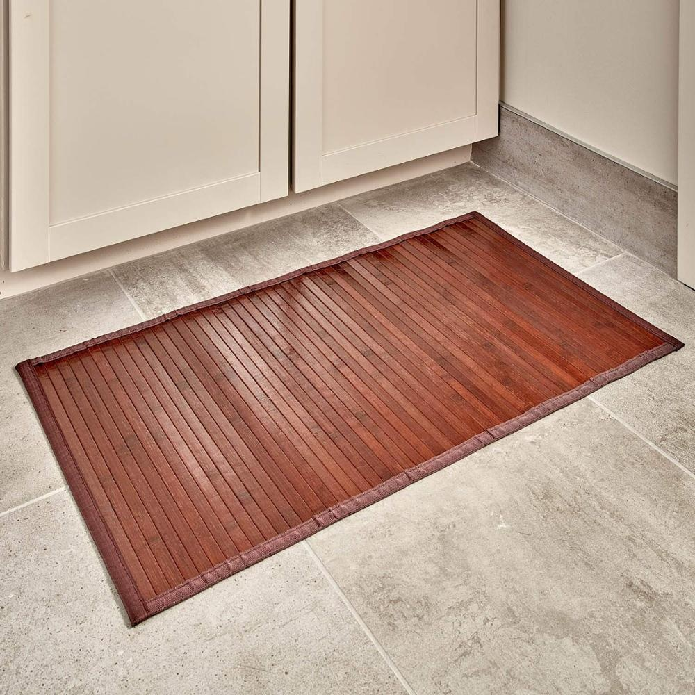 Direct factory manufacture floor mat bamboo Sales promotion cheap Top selling