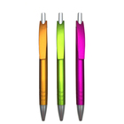 Promotional Ball Pen Plastic Pen Retractable Plastic Ball Plastic Pen SL-158 Plastic Ballpoint Pen Personalized Promotional Cheap Retractable Plastic Ball Pen