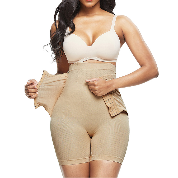 Gros Abordable Meilleures ventes Cuisse Gomme Coupe Fesses Lifter Culottes Shaper