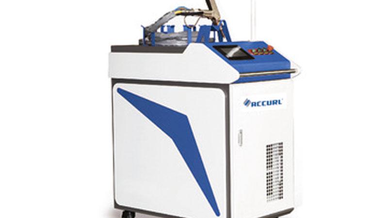 ACCURL Palmare spot laser saldatore/macchina di saldatura laser in acciaio inox/portatile in metallo laser macchina di saldatura