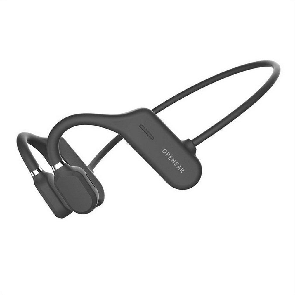 Outdoor Sports Wireless Comfortable Ear Hook Neckband Handsfree Bone Conduction Earbuds Earphone Headset - idealBuds Earphone | idealBuds.net