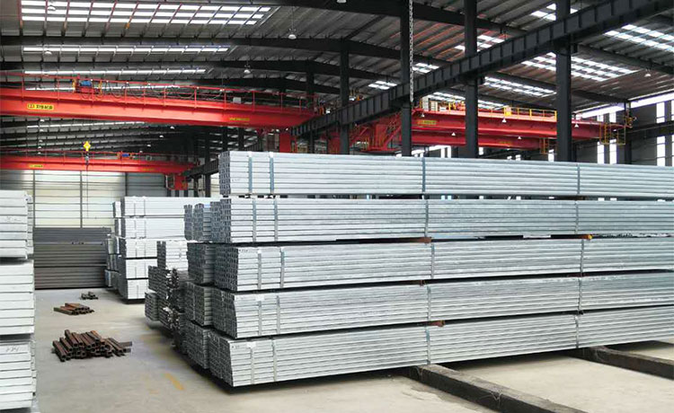 Good quality hot rolled channel steel bar 100x50x5.0 mm