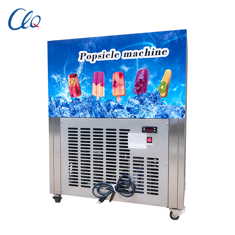 Chinese automatische ice lolly cream popsicle making machine