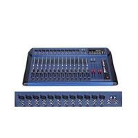 JB-L16 professional audio, video & lighting dj mixer pioneer karaoke usb audio interface sound mixer console