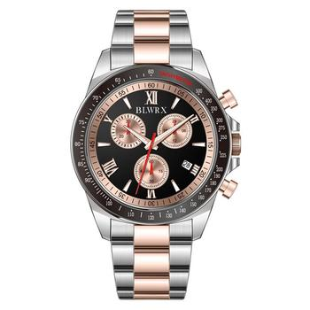 Luxury Charm Design Your Own Watch Customized Personalized Steel Wrist Watch Diver Automatic Watch