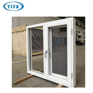 China cheap kitchen small size round top home design french security fix aluminium glass casement window aluminum windows blind