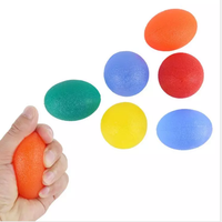 hot sales silicone finger Grip Stress Ball Indoor Outdoor Finger Massage Ball Fitness finger grip ball