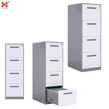 A1 Henan xinhui wrought iron 4 drawer letter vertical metal file cabinet