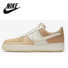 Оригинальные аутентичные Nike AIR FORCE 1 AF1 мужские ботинки для скейтборда уличные модные классические спортивные туфли дышащие 315122-111()