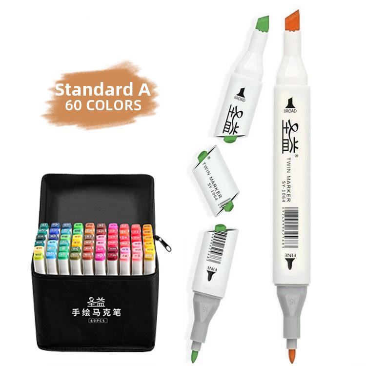 MA 10 Stueck Loeschbarer Whiteboard Marker rote Mine Bleistift