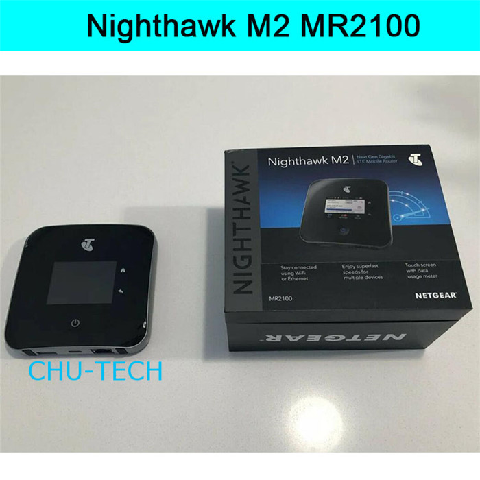 Nighthawk M2 2Gbps CAT20 LTE Router Wireless 4G Router WiFi Netgear MR2100