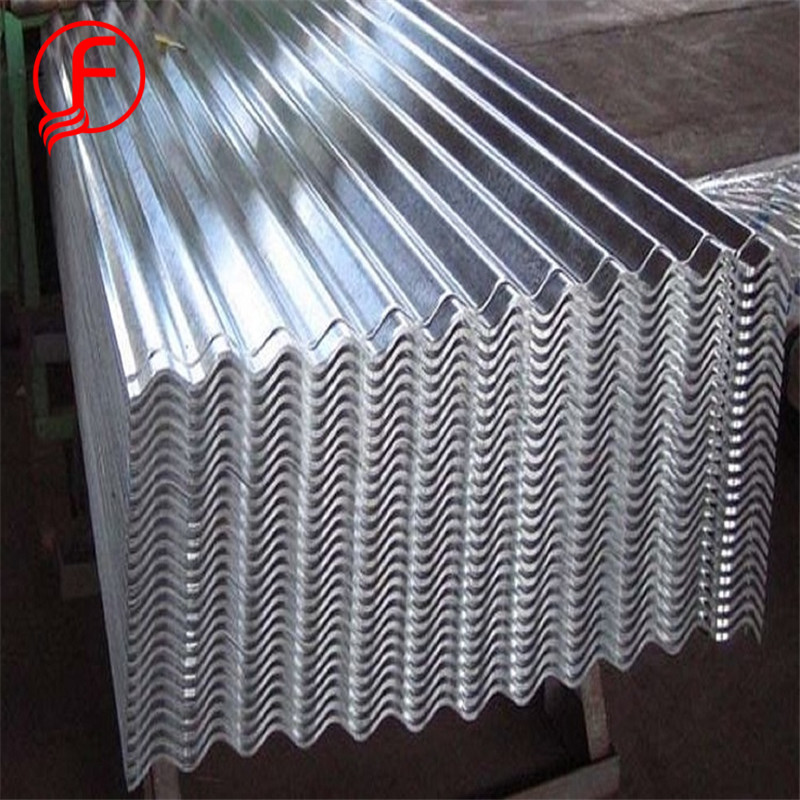 factory color coated galvanized corrugated sheet for house