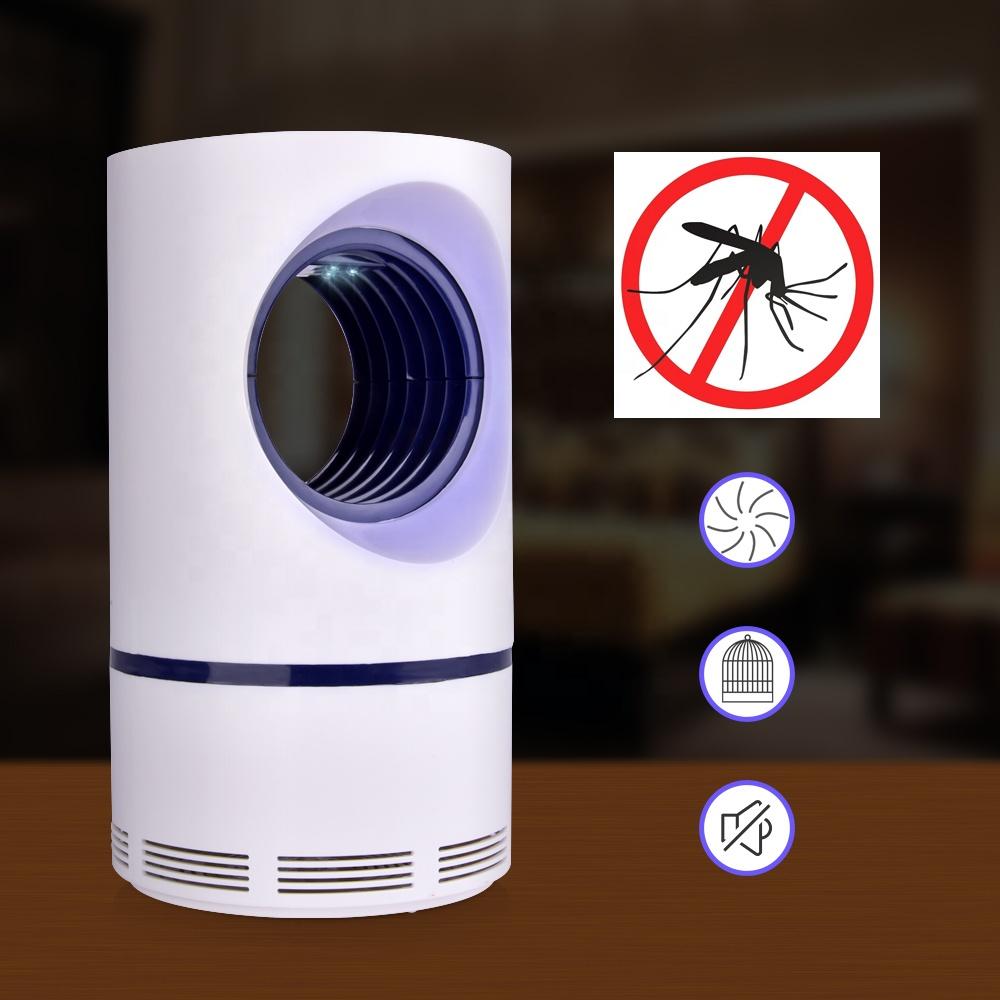 ضوء التحكم سوبر الصامت أوسب بالطاقة الإلكترونية البعوض القاتل غير سامة الأشعة فوق البنفسجية الأشعة فوق البنفسجية الصمام فخ البعوض مصباح