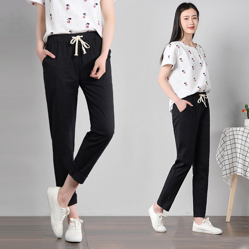 Women Ankle Length Trouser Pants