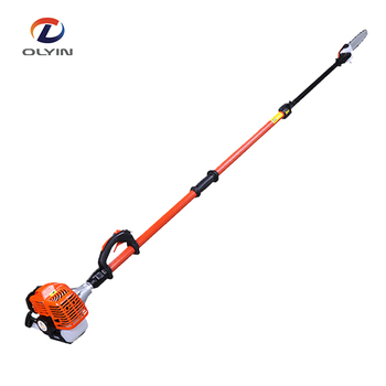 Gas Powered Stretchy Long Pole Chain Saw Buy Gas Pole Saw Stretchy Chain Saw Long Handle Chain Saw Product On Alibaba Com