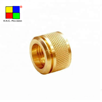 OEM ODM Brass Round Knurled Insert Nut for Plastic