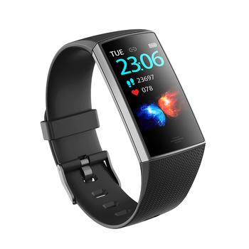 CY11 1.14 inch large screen blood pressure, heart rate detection smart bracelet, with Bluetooth, waterproof IP67, super standby