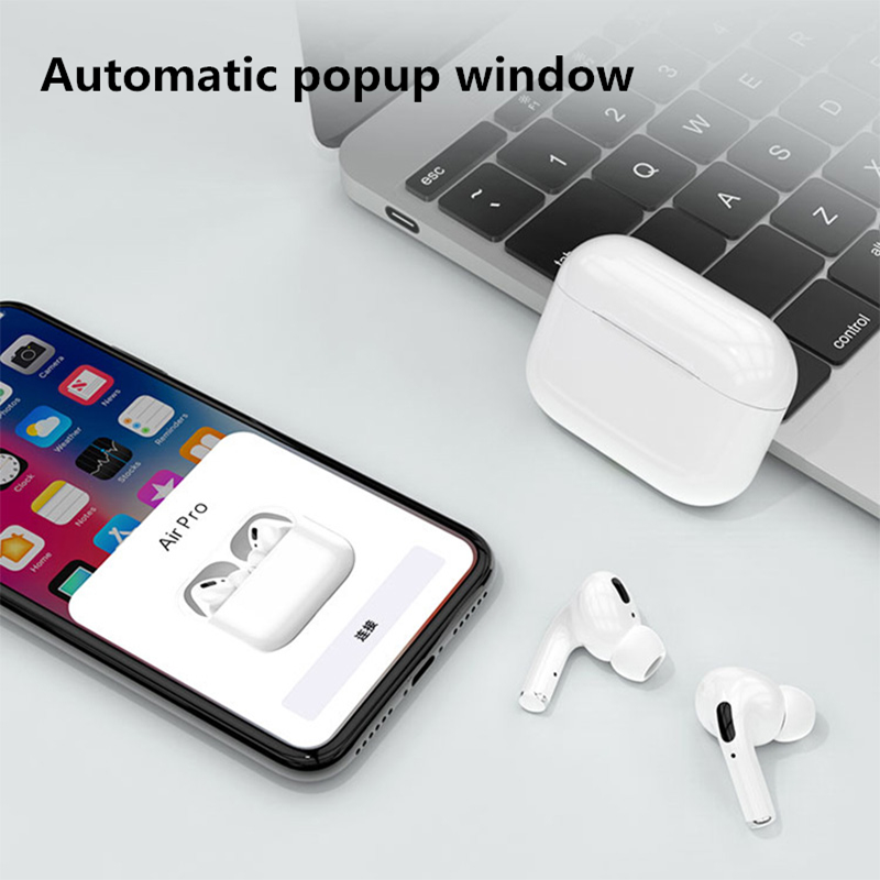2020 new Air Pro 3 TWS multiple colors Wireless Bluetooth Earphone Headset Smart Touch Air Earbuds With Charging Case