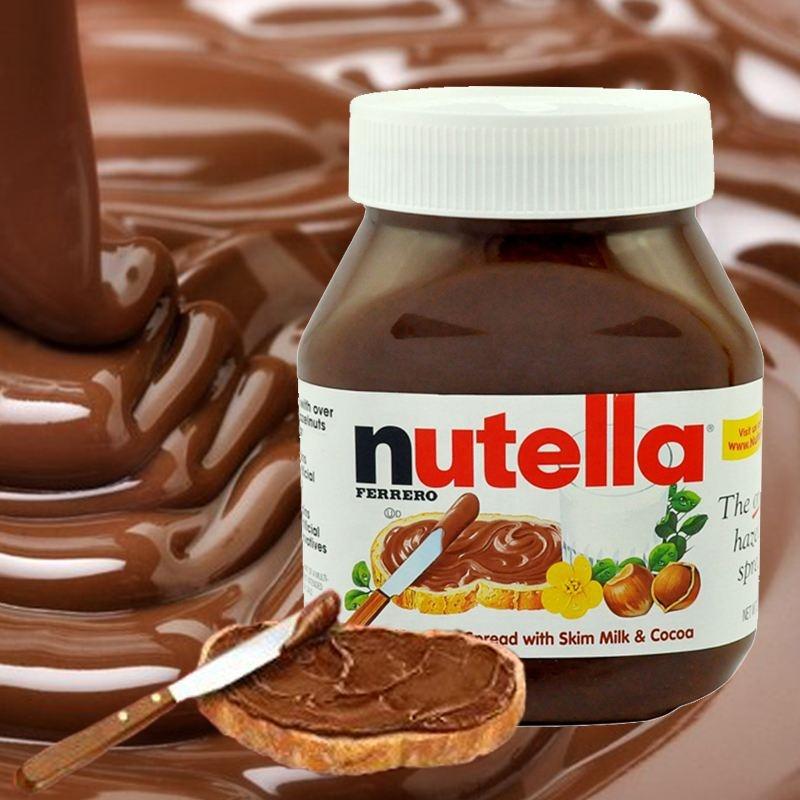 Nutella Nipples On Make A Gif