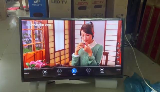 unique design curved smart tv android 8.0 not plasma television oled 2k hd led tv 32 smart