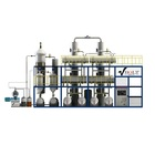 automatic centrifuge used car oil recycling purifier filtering making machine