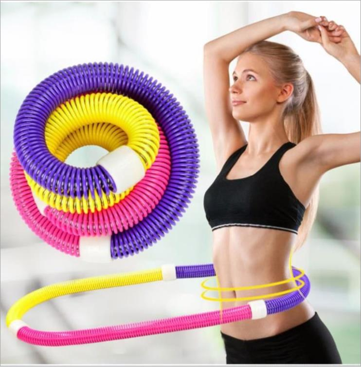 Упражнения Обручем Похудения. Необычные упражнения с обручем для вашей талии