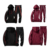 OEM Polyester Mens Latest Design Custom Tracksuit Workout loose Hoodies