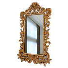 MOK baroque decorative wall polyurethane framed pu mirror
