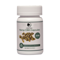 Dr. Formulated CBD 10mg Whole Hemp Extract Softgels with NO THC