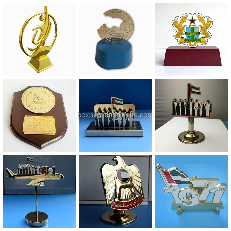 Factory price metal cricket trophies wholesale wholesale