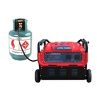 3 Seconds Short Circuit Protection 5500w Inverter Generator For Home