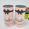/product-detail/custom-printed-fancy-cardboard-packaging-round-box-paper-tube-with-plastic-lid-62328036389.html
