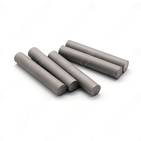 H6 tolerances TRS 3600 tungsten carbide rod blanks for gun drills