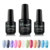 Wholesale Top Lady Mixcoco Custom Nail Polish 7 Colors Gel Nail Polish Private Label Blossom Gel Nail Polish