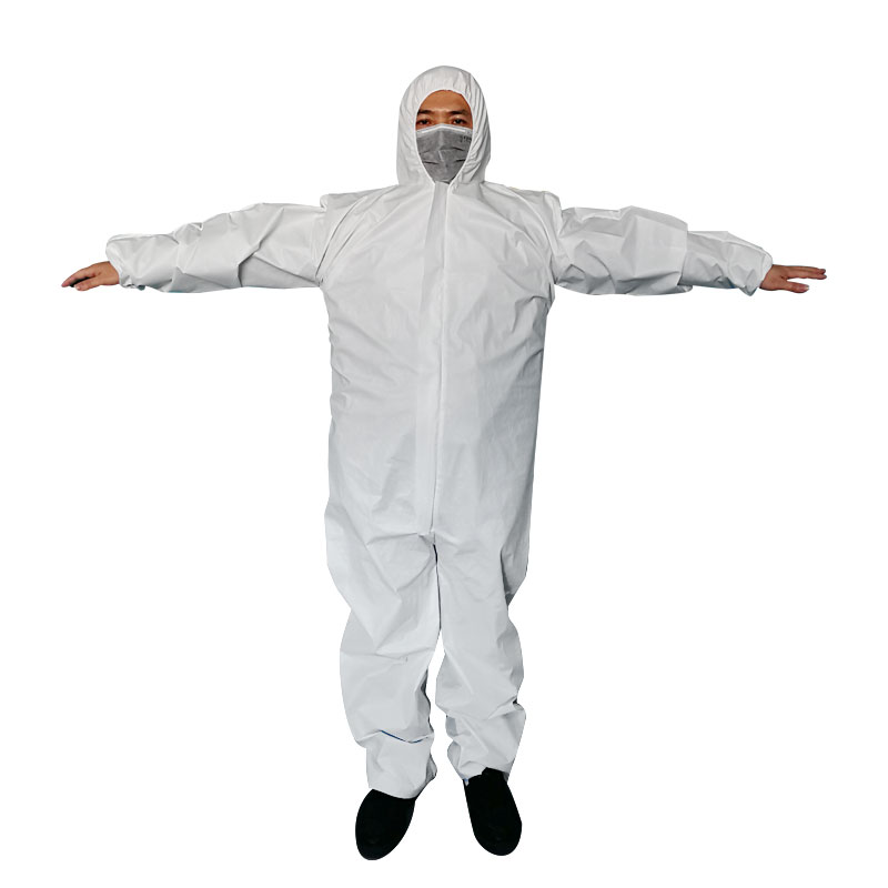 Cobabies Disposable Isolation Clothing, Customized Personal Isolation Gown/