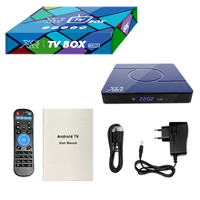 X3 MAX S905X3 4 Гб 64 Гб встроенной памяти, Android Tv Box 9,0 Smart TV Box Wi-Fi 5 ГГц Wi-Fi HDR 8K H.265 4/32 gb X3MAX для xiaomi Mi box s X96 TX3 H96