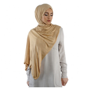 Jersey Hijab Wholesale High-quality Muslim Cotton Jersey Scarf 20 Colours Collection Solid Plain Jersey Hijab
