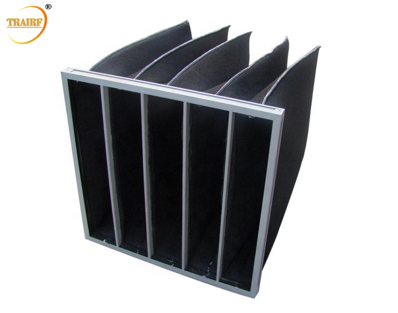 Manufacturers HVAC Activated <strong>Carbon</strong> Pocket Air <strong>Filter</strong>