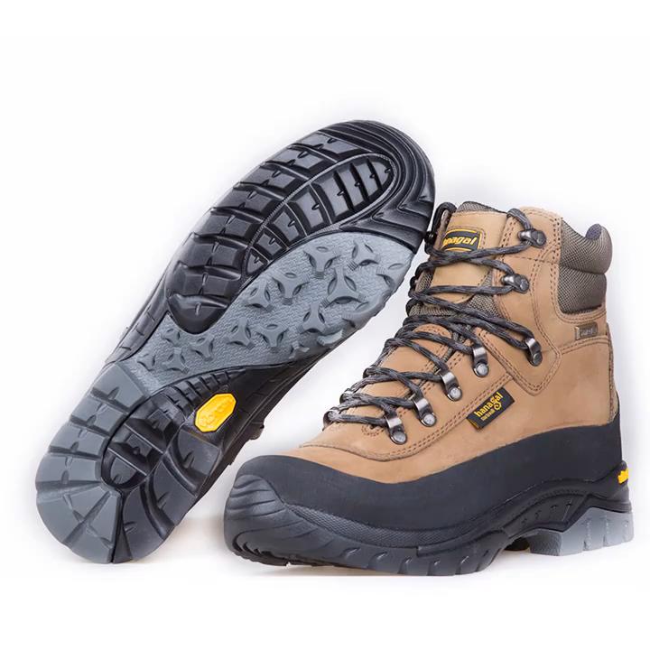 ขายส่งSympatexรองเท้าคุณภาพสูงกันน้ำเดินป่ารองเท้าหนังรองเท้าบู๊ตสำหรับชาย