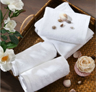 Soft and comfortable 100% cotton 21s terry 5 star hotel spa 40*80 cm quick dry plain white 180g face towel for wholesale