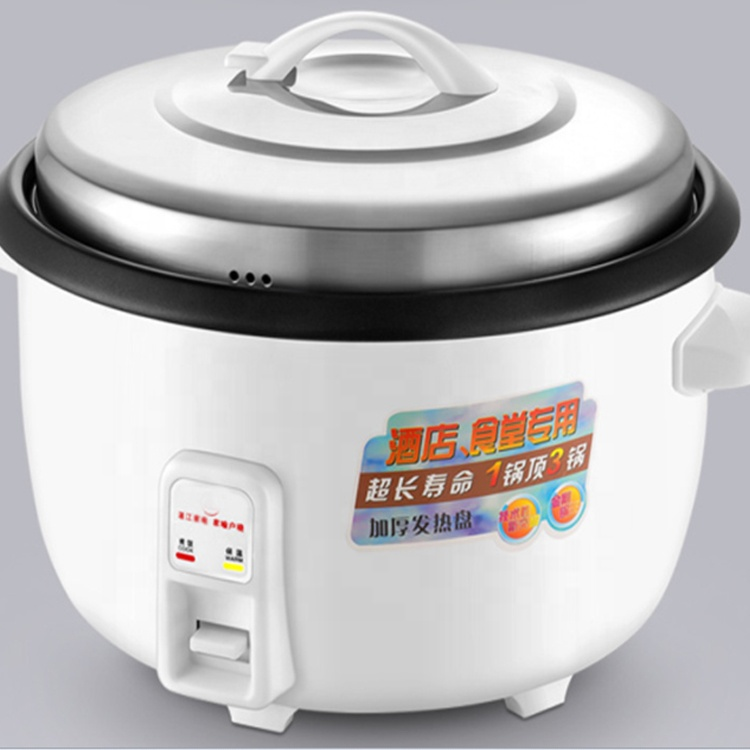 Kitchen Accessories Energy Saving <strong>Commercial</strong> <strong>Electric</strong> Rice <strong>Cooker</strong> For Hotels And Restaurant