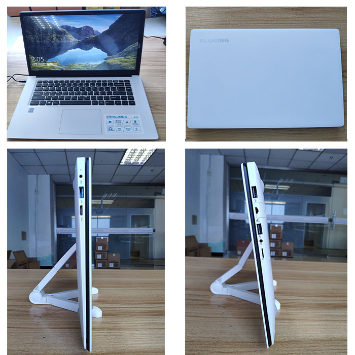 Popular Gifts Intel Notebook Computer Win10 Notebook PC China Supplier