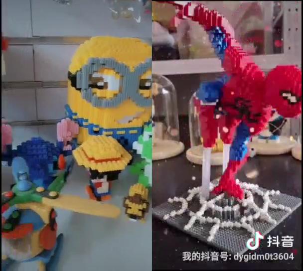 12Oz Baru Kreatif DIY 350Ml Anak-anak DIY Legoe Puzzle Blok Bangunan Hadiah Cangkir Kopi