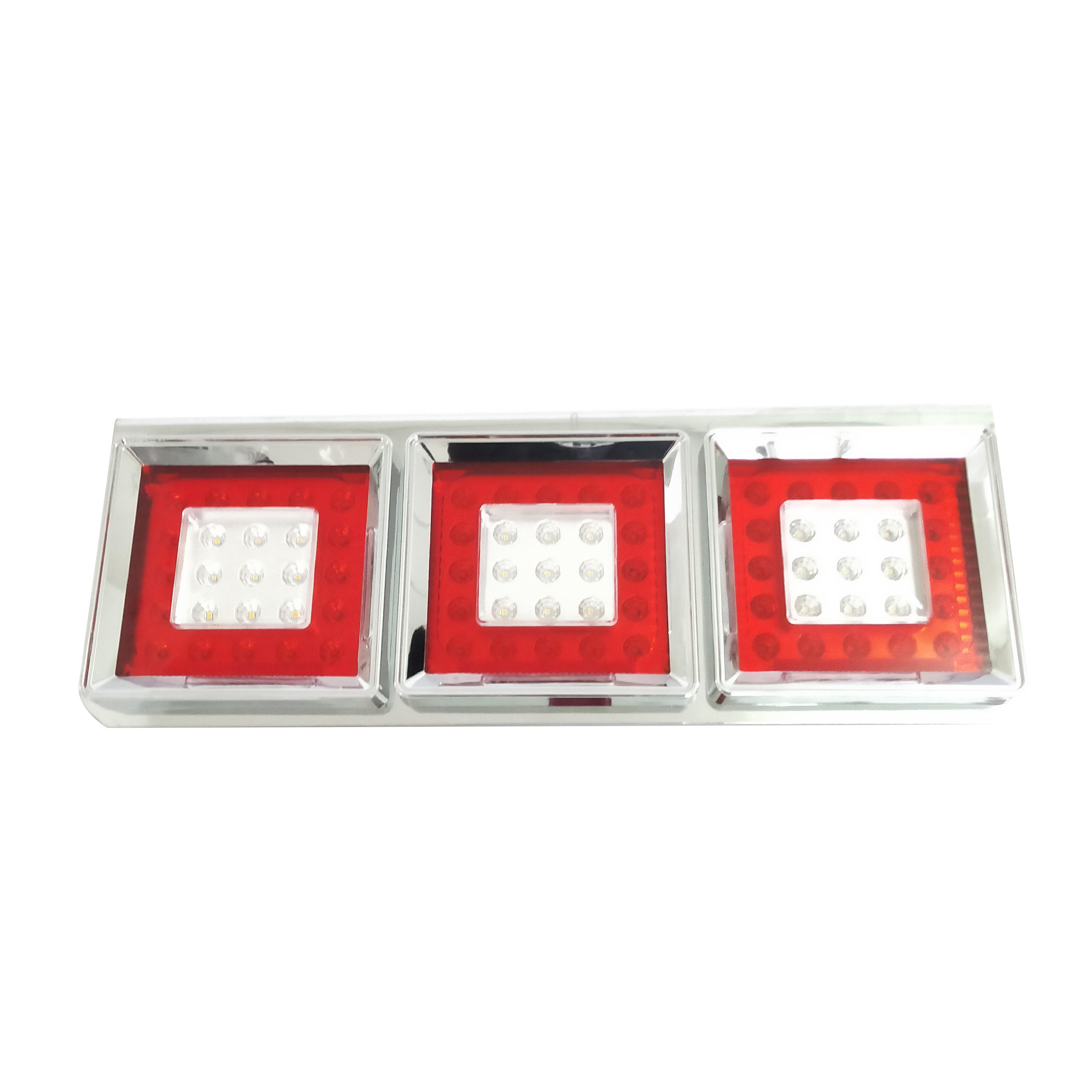 Good quality factory directly Tail Light lamp Glass Lens 24V for trucks